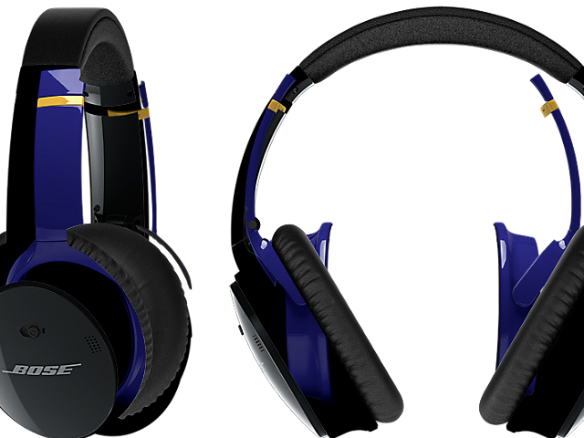NFL Edition – Custom QC25 noise cancelling headphones – Apple devices