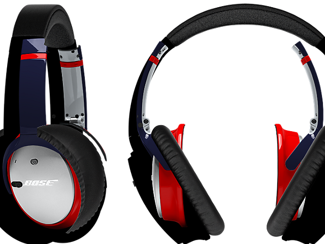 NFL Edition – Custom QC25 noise cancelling headphones – Samsung/Android™ devices