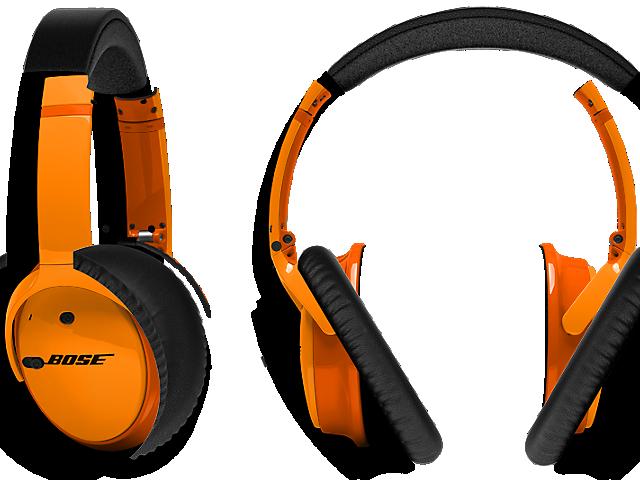 Custom QC®25 headphones — Apple devices